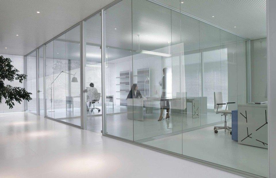 mamparas mobiliario de oficina en madrid