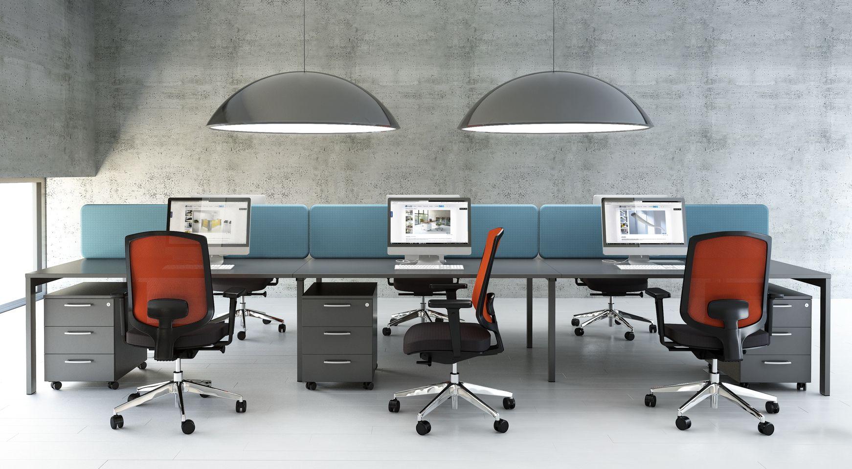 Separador de mesa | Diseño y mobiliario para entornos profesionales