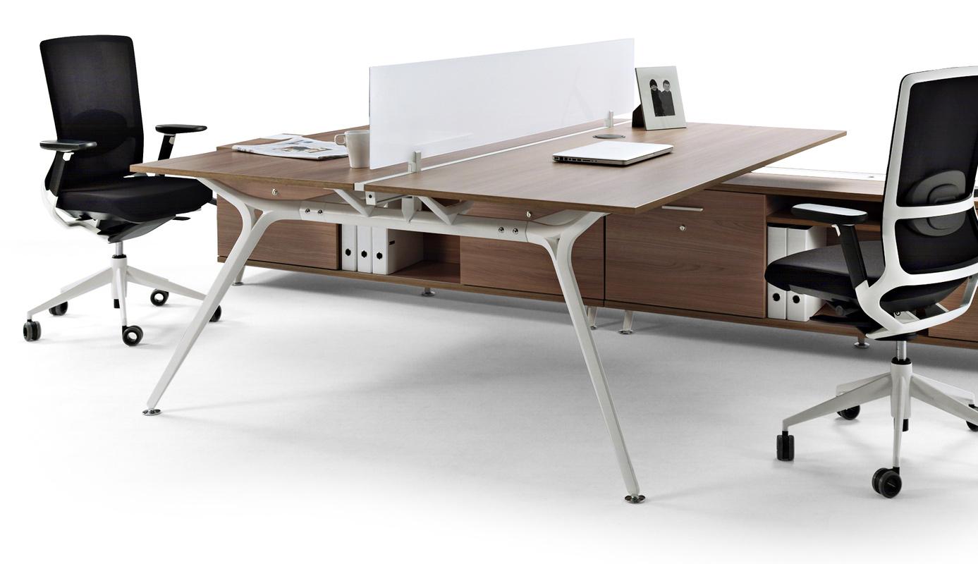mobiliario de oficina en madrid mesas