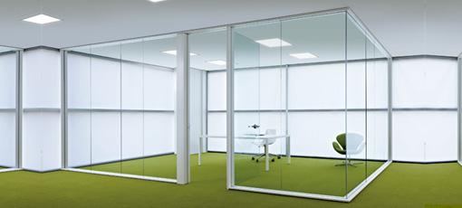 mamparas catálogo de muebles para negocios