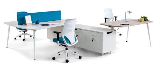 mesas escritorios catálogo de muebles para negocios