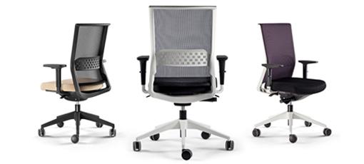 mobiliario de oficina en madrid sillas