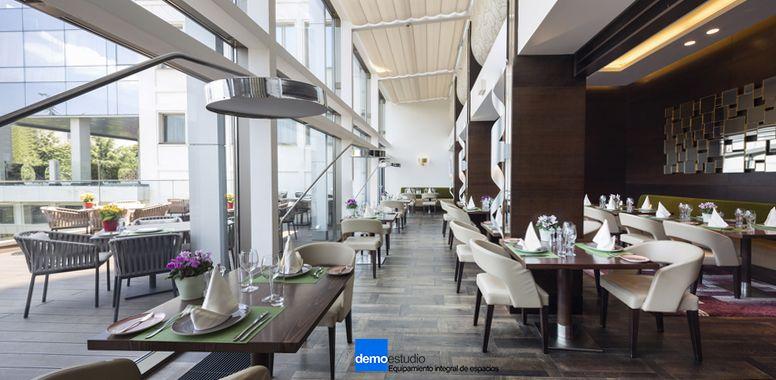 consejos escoger mobiliario restaurante