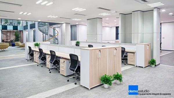 Cómo elegir una iluminación artificial adecuada en espacios de trabajo
