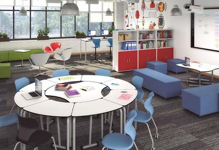 catalogo mobiliario escolar nuevas aulas plan bolonia