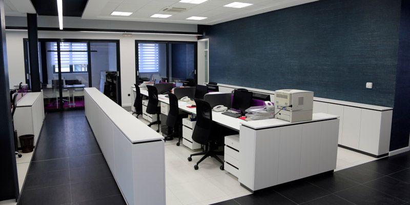 ¿Quieres encontrar el mejor equipamiento de oficinas en Madrid?
