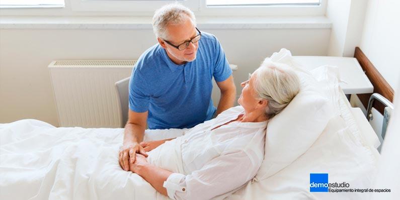 Demoestudio, especialistas en mobiliario geriátrico