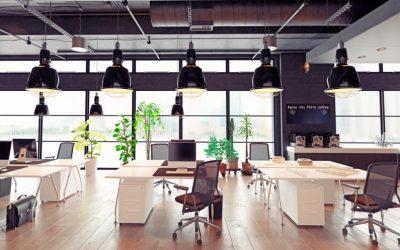 La transformación de los nuevos espacios y ambientes de trabajo