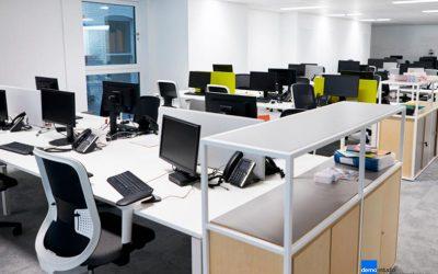 Cómo elegir el mobiliario de oficina