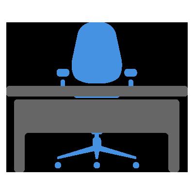 ergonomía mesas de oficina en madrid