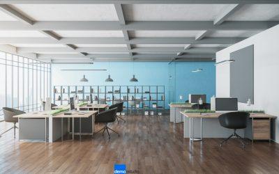 Descubre por qué el mobiliario de tu oficina influye en tus trabajadores
